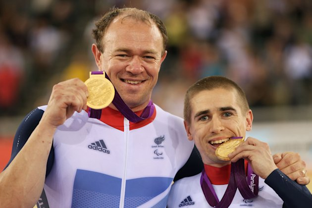 2012 London Paralympics - Day 3 - Cycling - Track