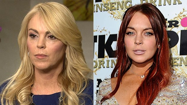 Dina Lohan on Lindsay&#39;s Accuser