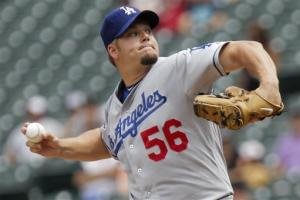 Blanton, Ellis lead Dodgers over Rockies 10-8