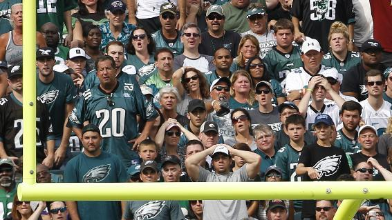 Eagles prove nothing certain in NFL