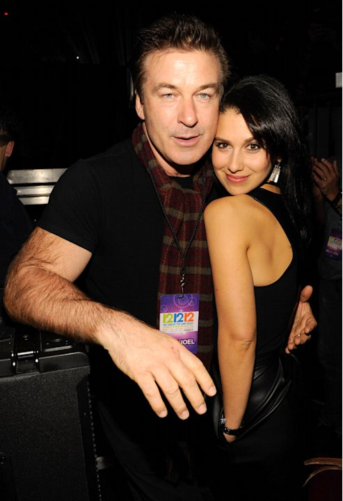 Alec Baldwin, Hilaria Baldwin