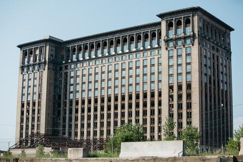 Arrested Developments: Any Day Now: Three Detroit Developments in Limbo