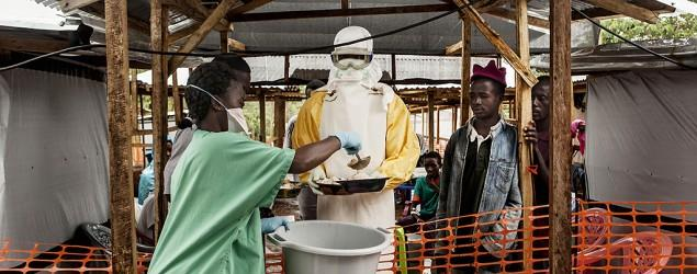 Top Sierra Leone doctor dead of Ebola