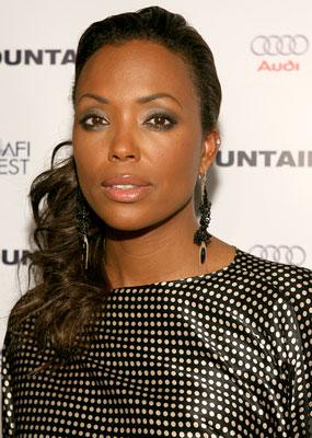 Aisha Tyler at the Hollywood premiere of Warner Bros. Pictures' The Fountain