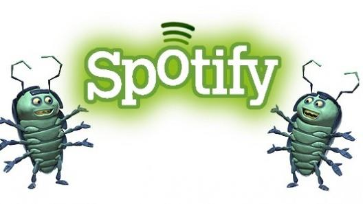 Spotify bugs discovered: beware, it may forget your Starred songs