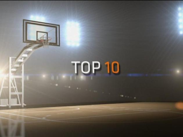 Euroleague basketball: Top 10 plays of the week
