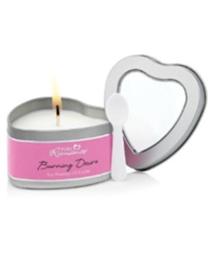 Burning Desire Candle, $24