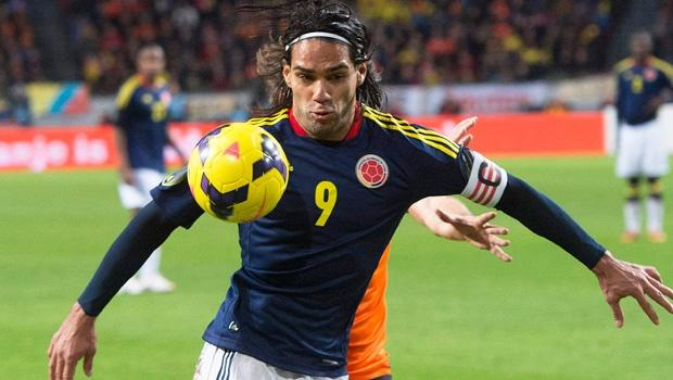 World Cup: Colombia striker Radamel Falcao suffers torn left ACL, putting participation in doubt