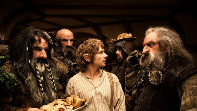'The Hobbit' 3-D Early Review: Back Again, But Not Quite There
