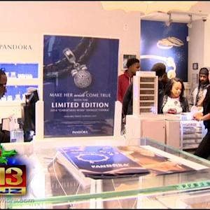 Black Friday Begins Earlier Than Ever In Md.