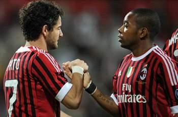 Galliani: Pato and Robinho have asked to leave Milan