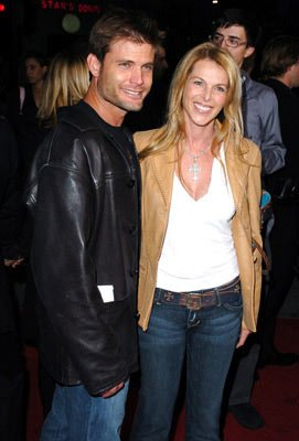 Casper Van Dien and Catherine Oxenberg at the Westwood premiere of Columbia Pictures' XXX: State of the Union
