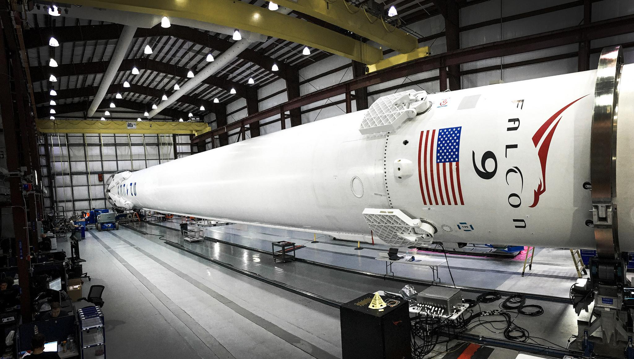 SpaceX plans ocean landing attempt following February 24 launch