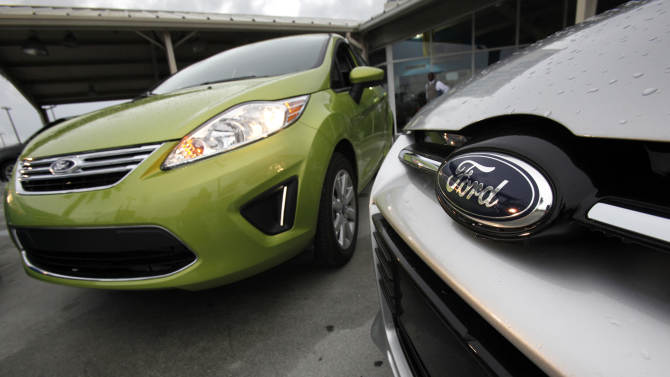 US auto industry to post another good sales year