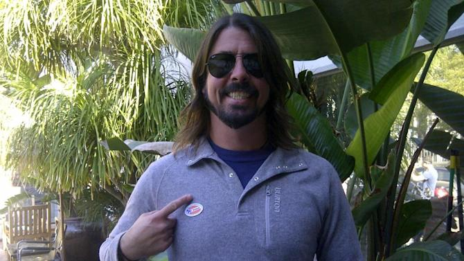 @foofighters
