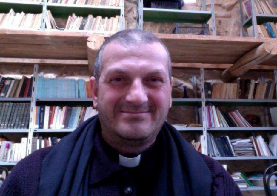 Priest 'kidnapped in Homs' region of Syria