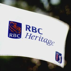 Troy Merritt's exceptional round of 61 ties the course record at RBC Heritage