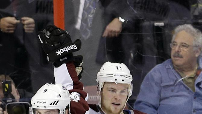 O'Reilly lifts Avs past Panthers 3-2