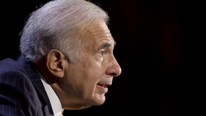 Carl Icahn Poses Serious Problem for Michael Dell