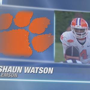 Best of Clemson QB Deshaun Watson vs Florida State