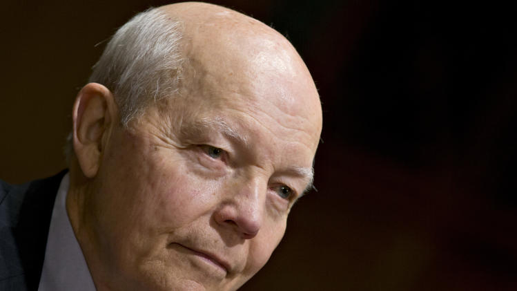 IRS nominee on track for approval despite acrimony