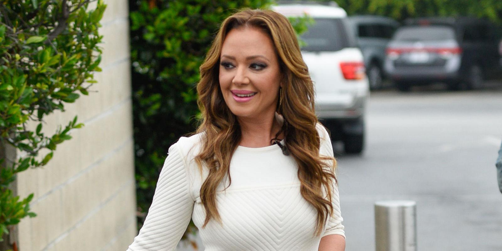 Leah Remini Is Reportedly Filming a Show About How Scientology 'Rips Apart Families'