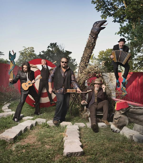 The Mavericks Offer Noble Sentiment on 'Come Unto Me'