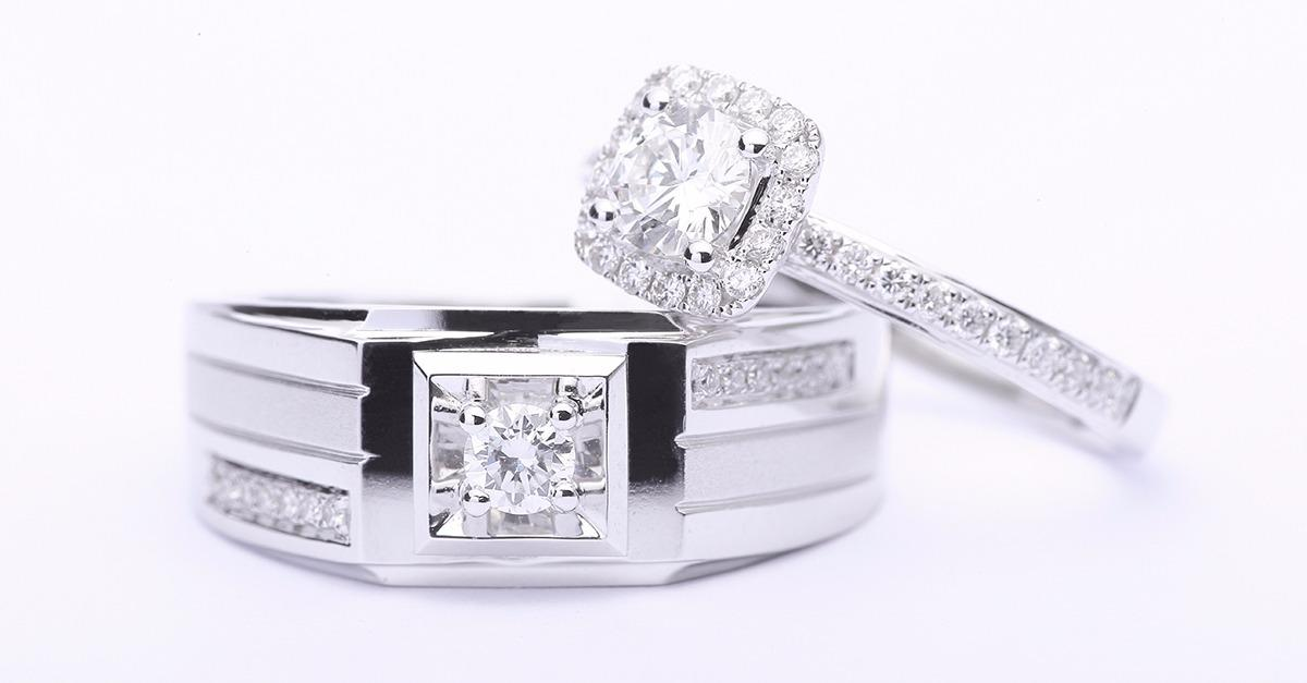 Bring Sparkle to Their Eyes with a Wedding Ring!