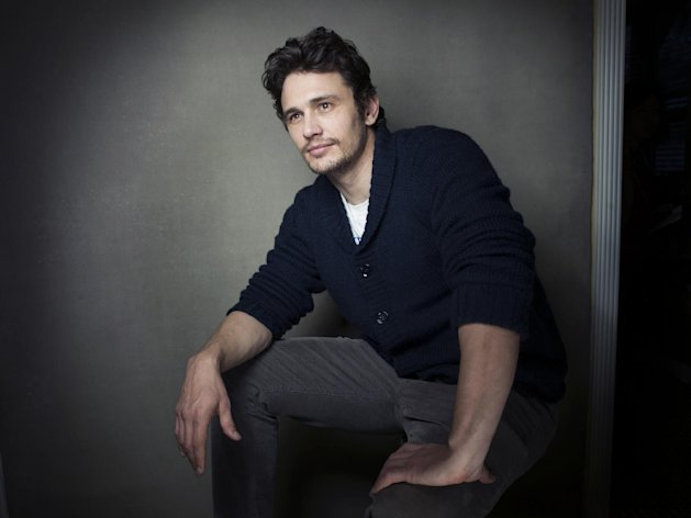 Producer James Franco from the film &quot;Kink&quot; poses for a portrait during the 2013 Sundance Film Festival on Sunday, Jan. 20, 2013 in Park City, Utah. (Photo by Victoria Will/Invision/AP Images)