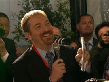 Obama to Chuck Todd: 'You're …