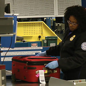 Behind the Scenes of TSA Screenings in Chicago