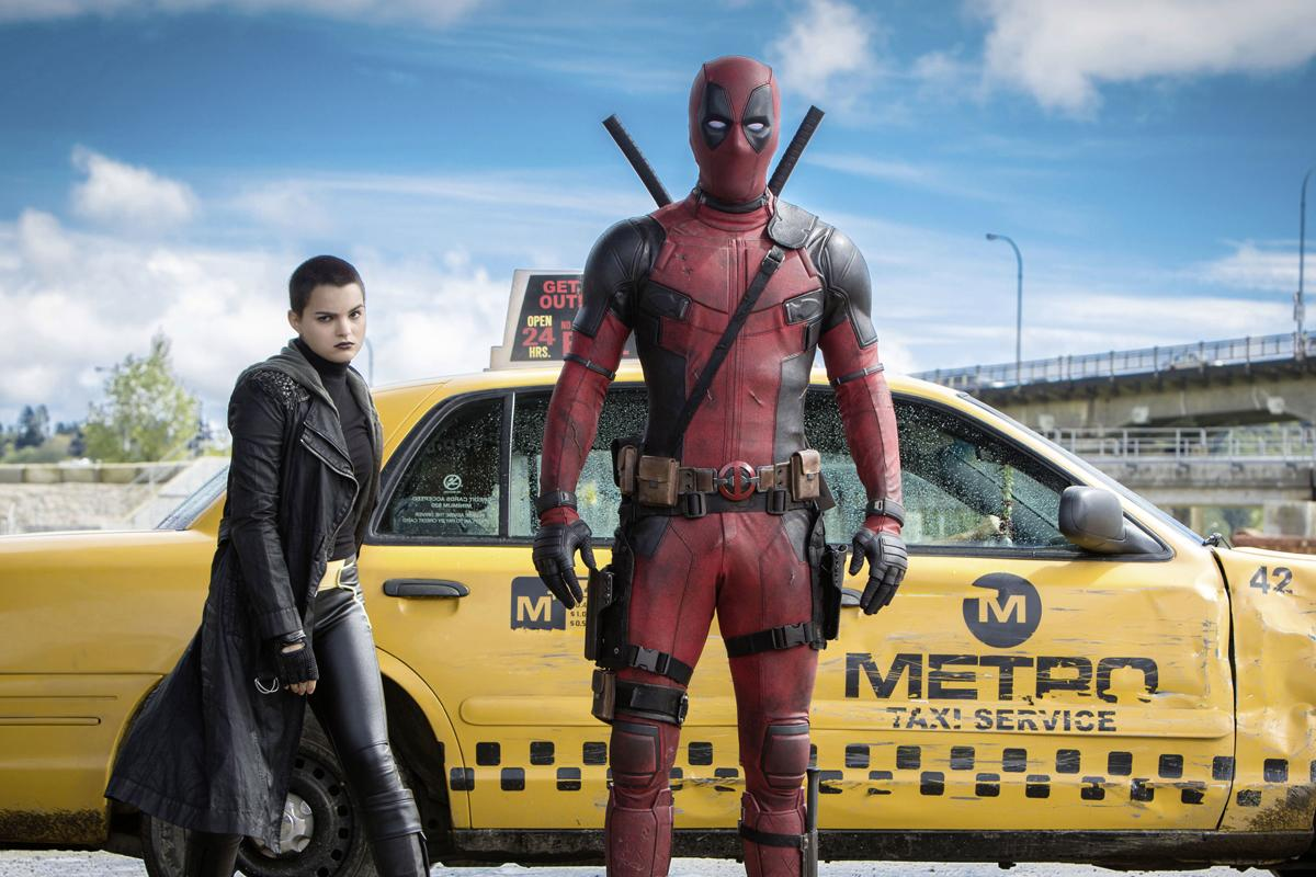 Review: 'Deadpool' is the world's most violent and vulgar Bugs Bunny cartoon