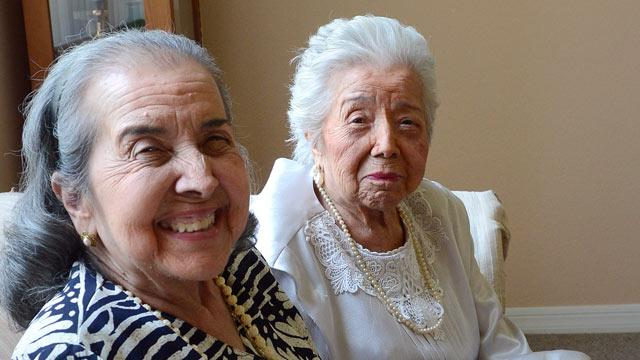 A Mother's Love, Still Strong at 104