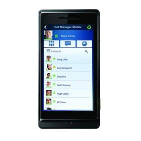 Toshiba's New Call Manager Mobile Empowers Users to Access the VIPedge Cloud-Based Business Telephone Solution on Their Android Mobile Phones