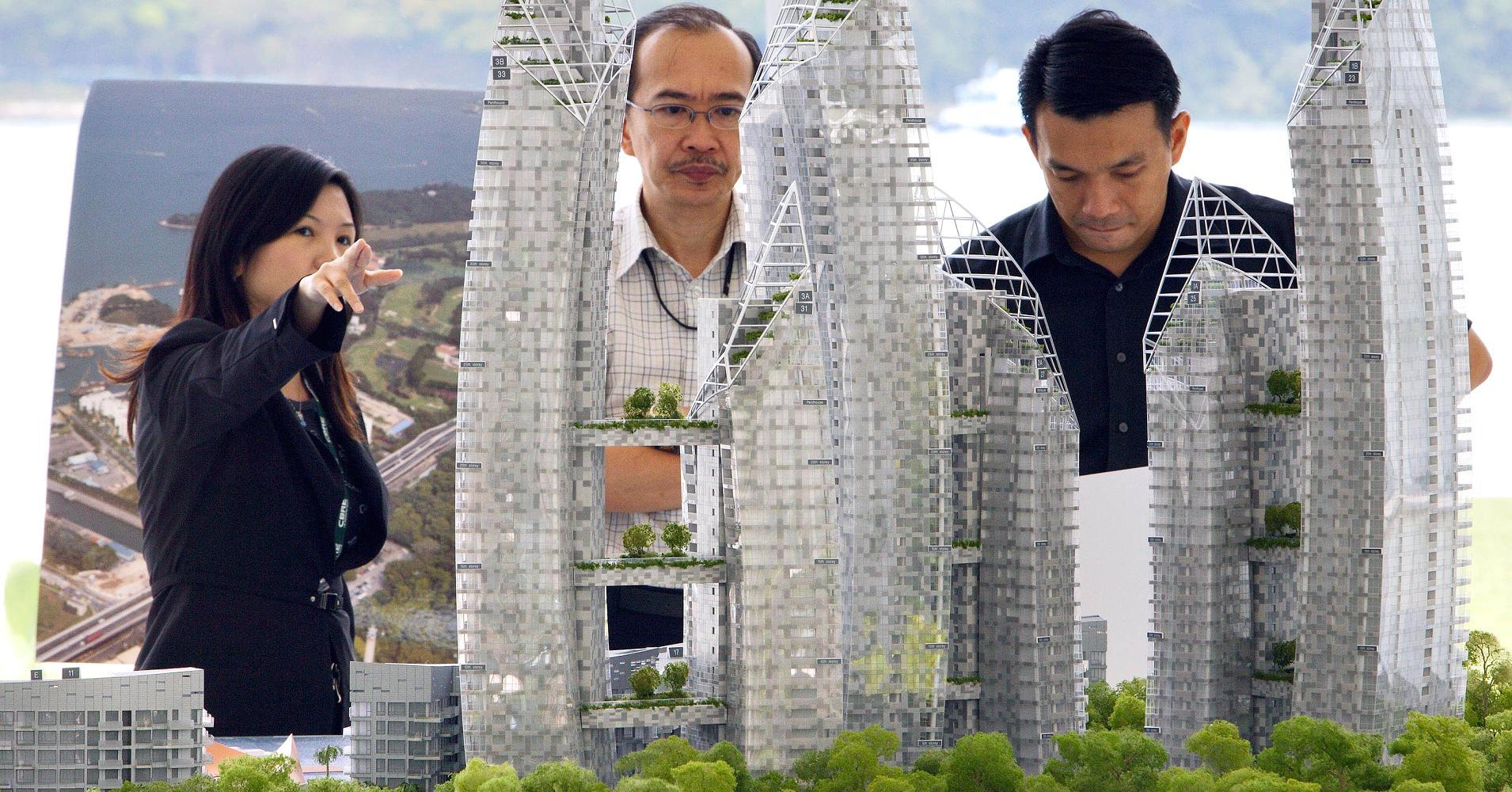 Will Singapore property buyers be in luck in 2015?