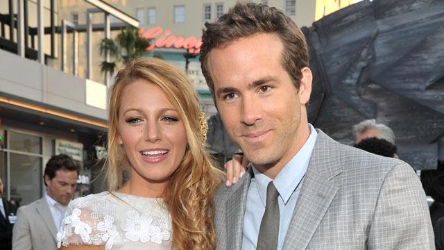 Ryan Reynolds, Blake Lively  Lead Secret Star Marriages