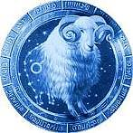 Aries zodiac sign in October 2011