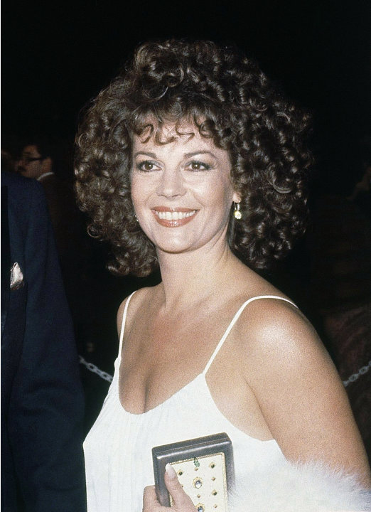 In this April 9, 1979 file photo, actress Natalie Wood is shown at the 51st Annual Academy Awards in Los Angeles. Los Angeles sheriff's homicide detectives are taking another look at Wood's 19