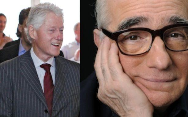 Bill Clinton Is Getting the Scorsese Treatment