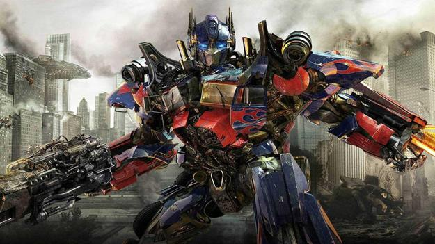 The funniest thing you'll see today: Transformers ruin your favorite movies