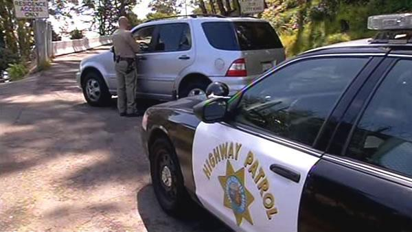 CHP, police cracking down on distracted drivers