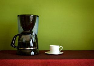 Clean Your Drip Coffee Maker