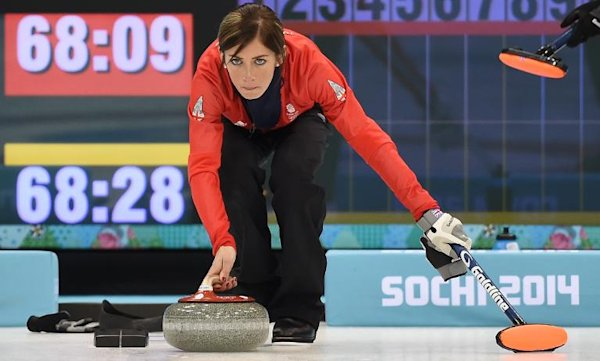 Curlers spearhead Britain's Winter Olympics 90-year best