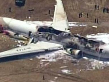 NTSB to Investigate San Francisco Plane Crash