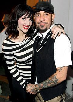 Backstreet Boy A.J. McLean Weds!