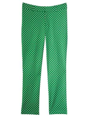 Printed Pants