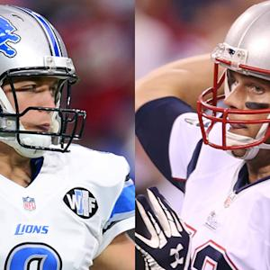 La Canfora previews Lions at Patriots