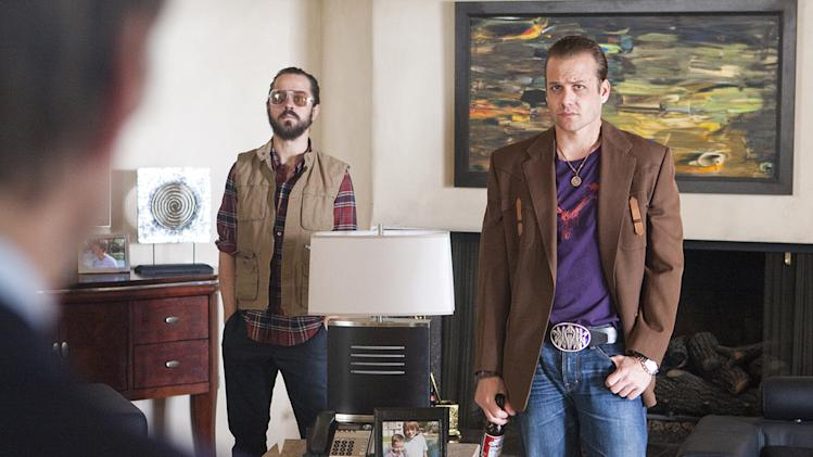 Middle Men Paramount Pictures 2010 Giovanni Ribisi Gabriel Macht