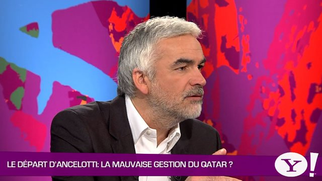 Y! Foot - Dpart d&#39;Ancelotti : la mauvaise gestion du Qatar ?