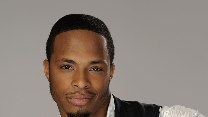 "Cornelius Smith, Jr. stars as Frankie on ""All My Children."""